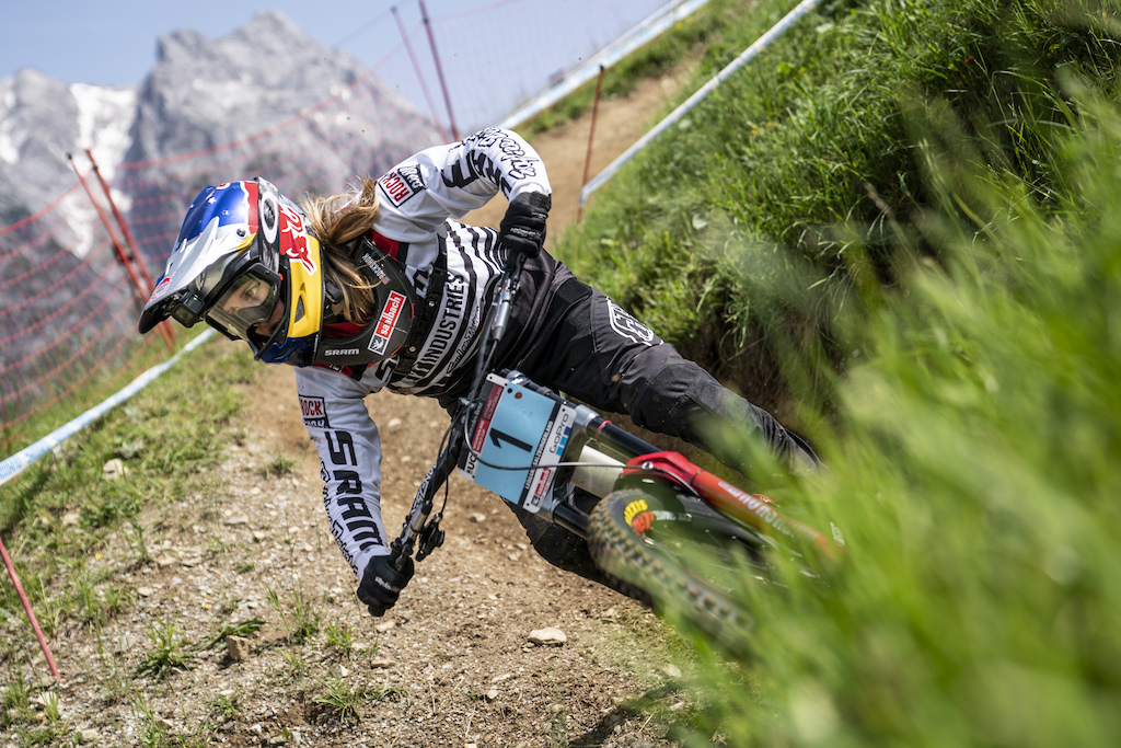 UCI MTB Downhill Worldcup by Stefan Voitl