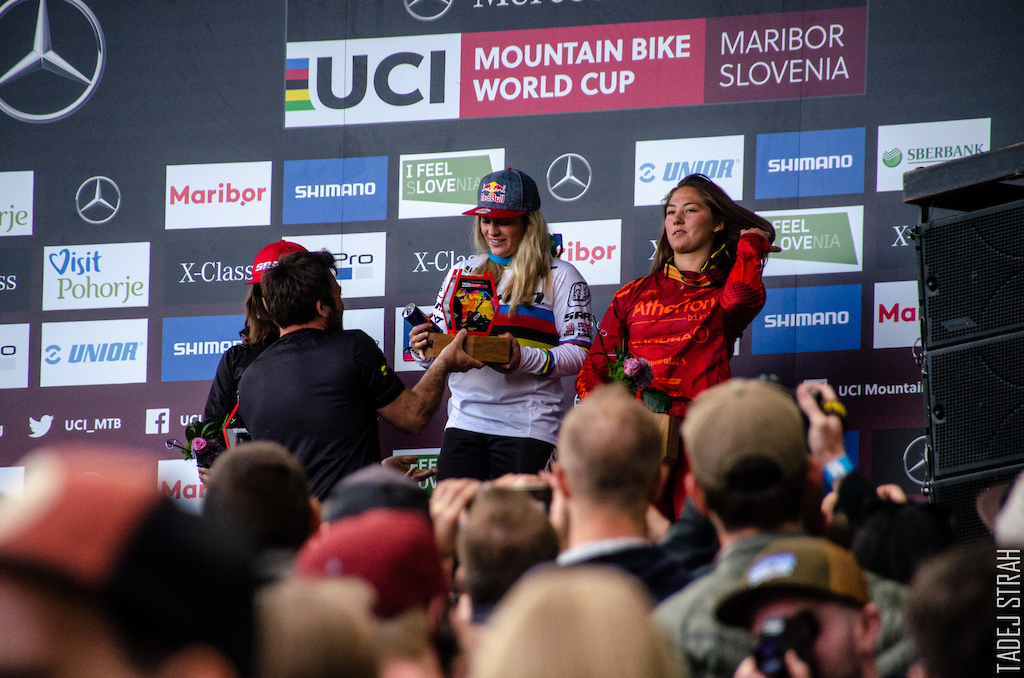 Austrian racer Vali is on good path of becoming the next Rachel Atherton