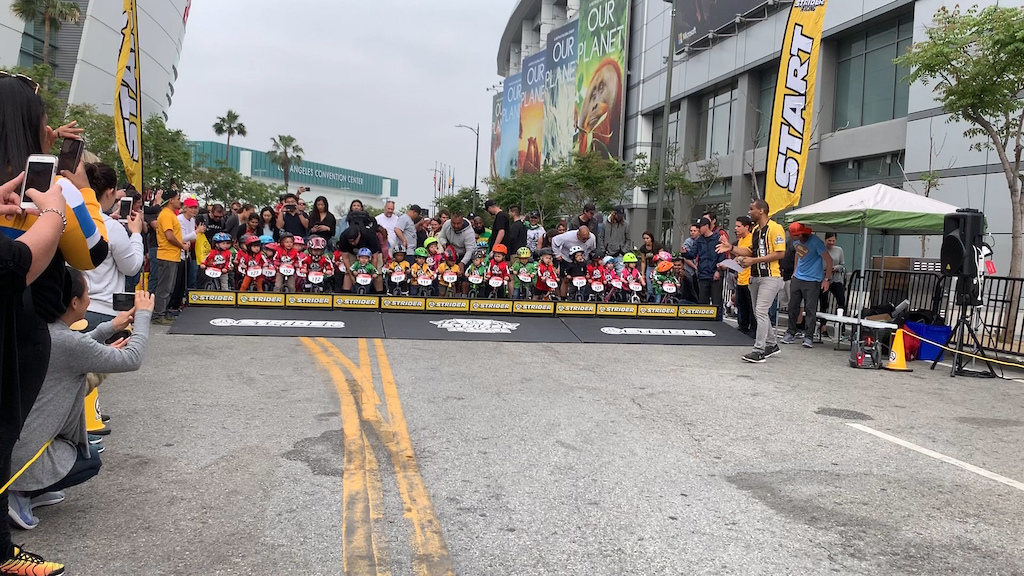 Los Angeles hosted the first Strider Cup for the 2019 season