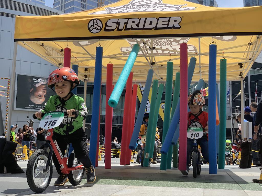 Los Angeles Strider Cup Racing 2019