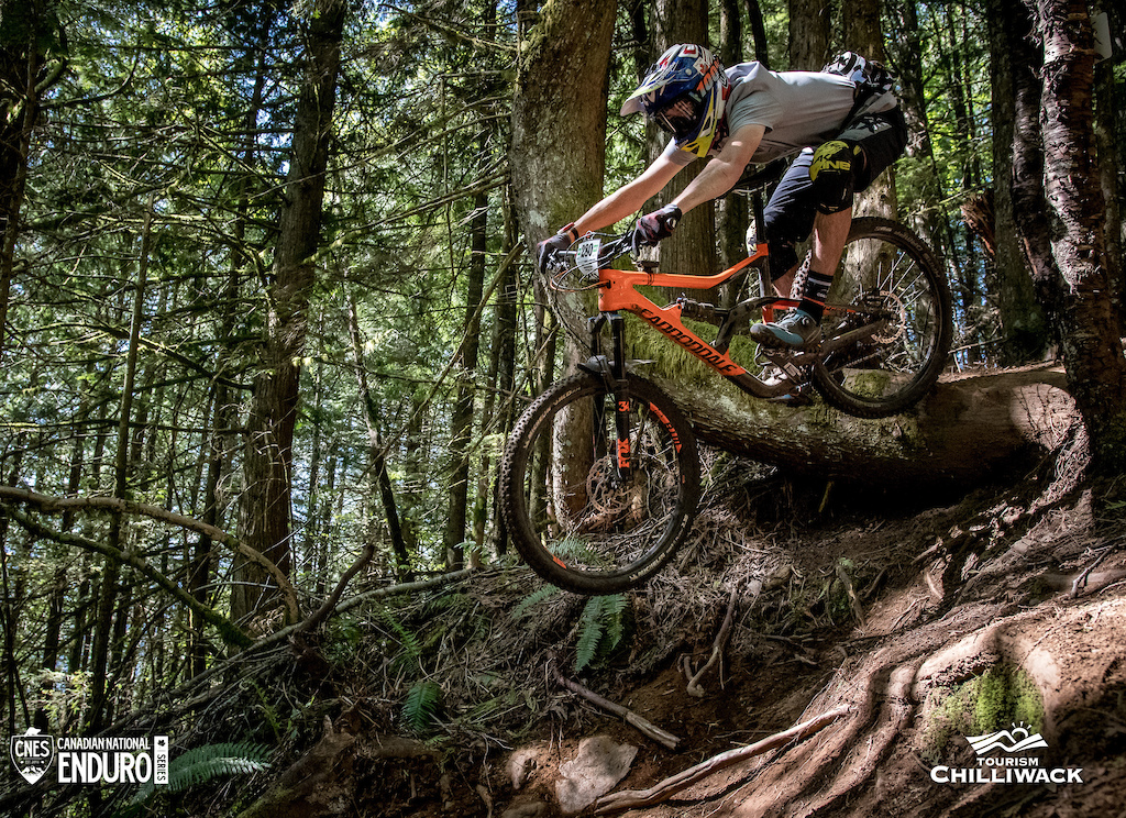 Canadian National Enduro Series - Fraser Valley. May 13 2018. Photo By Scott Robarts
