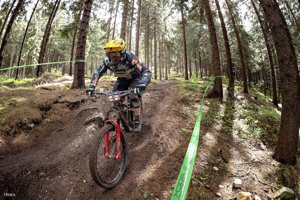 Czech Enduro Series 2019 - Rock Machine Enduro Race Jested. Photo Rob Trnka