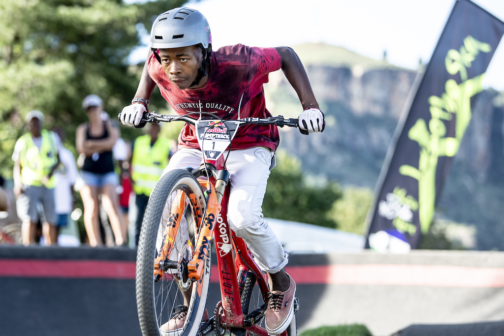 Mohapi Mosito becomes the first local rider to represent Lesotho at the World Final.