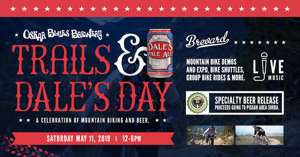 Trails & Dale's Day