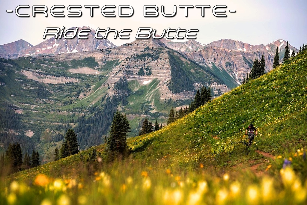 Ride the Butte
