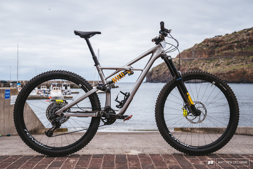Enduro World Series Madeira 2019 bikes