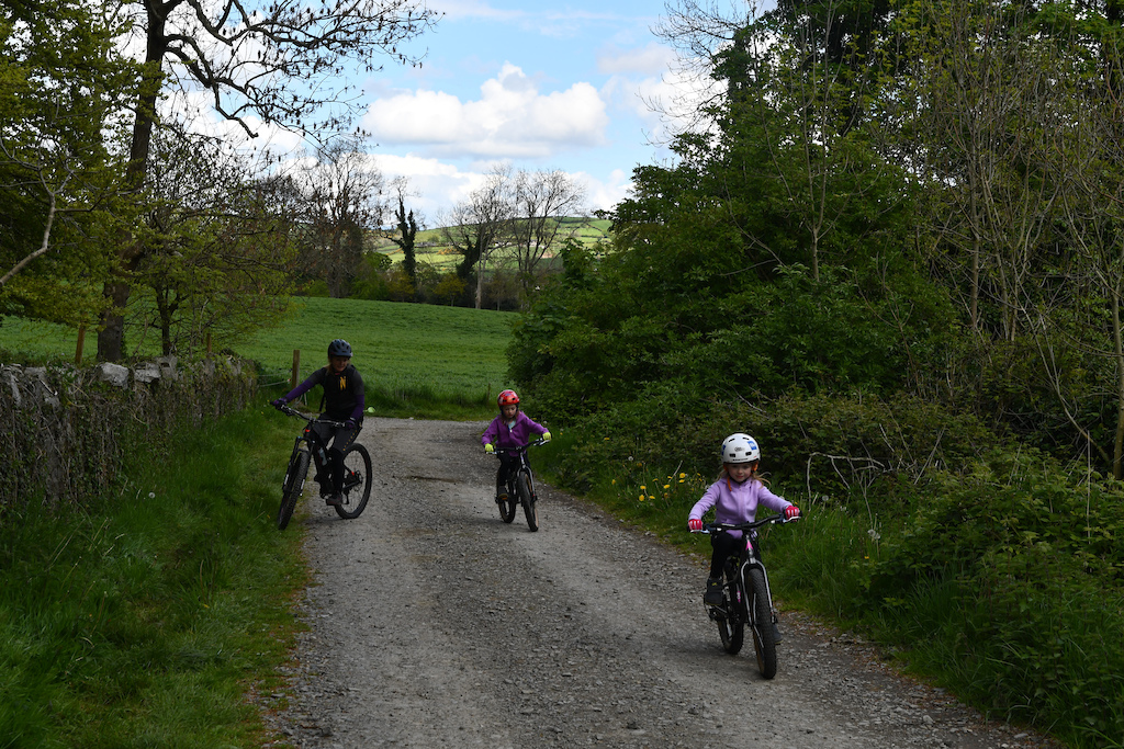 Watch out for the new generations of riders