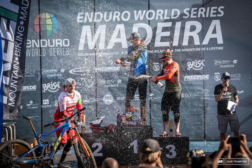 Блог компании Триал-Спорт: GT: Двойной подиум по-португальски. Третий этап EWS