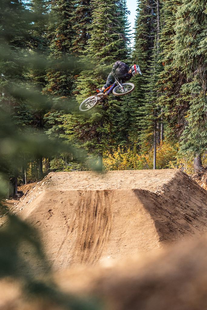Austin Davignon of Loft Bike Parks Photographer Andrew Jay