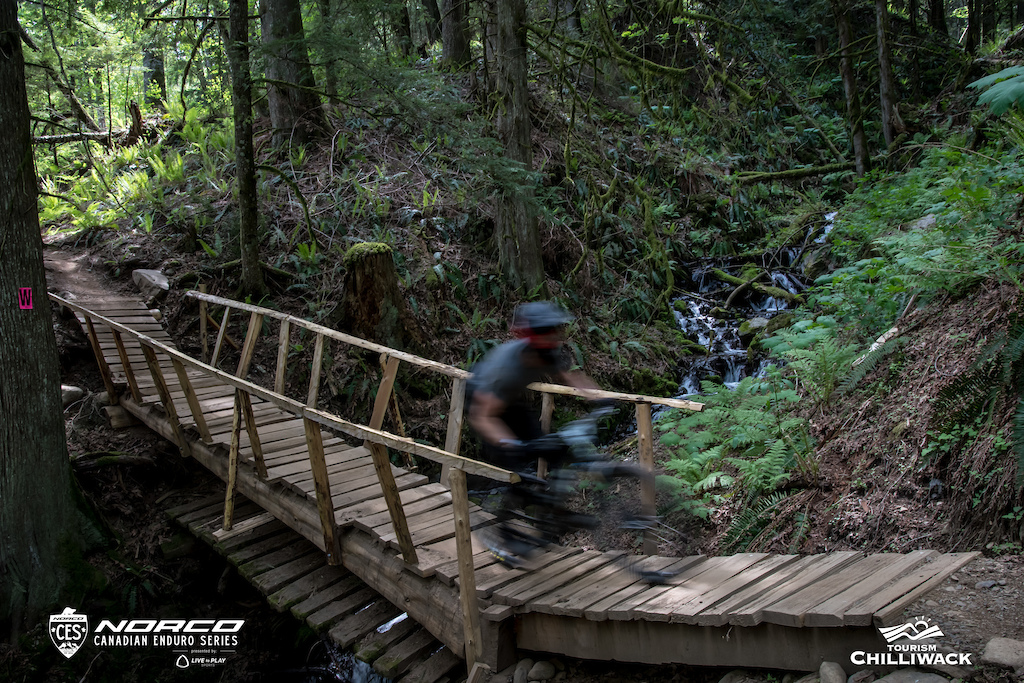 NORCO Canadian Enduro Series - Fraser Valley, 2019. Photo by Scott Robarts