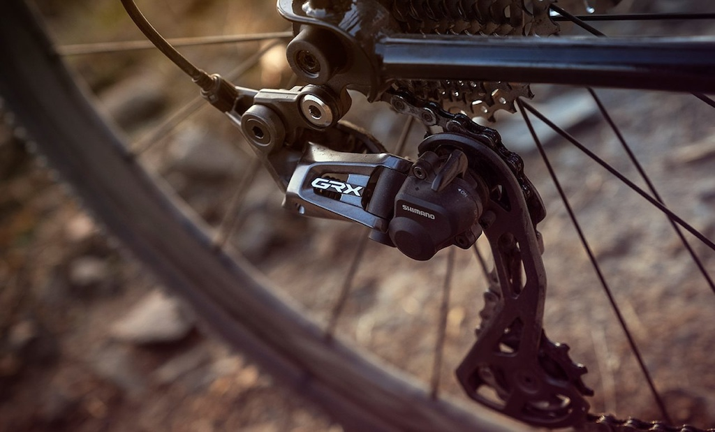 Shimano GRX World s first dedicated gravel groupsets