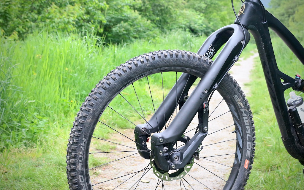 Review: 6 Months on the Trust Message Linkage Fork - Pinkbike
