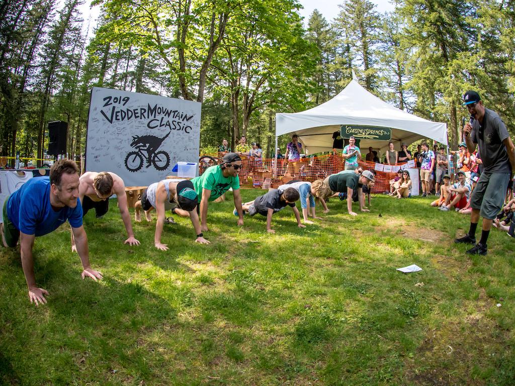 Vedder Mountain Challenge 2019. Photo by Scott Robarts