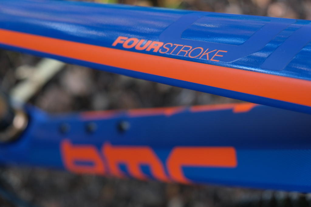 BMC Fourstroke