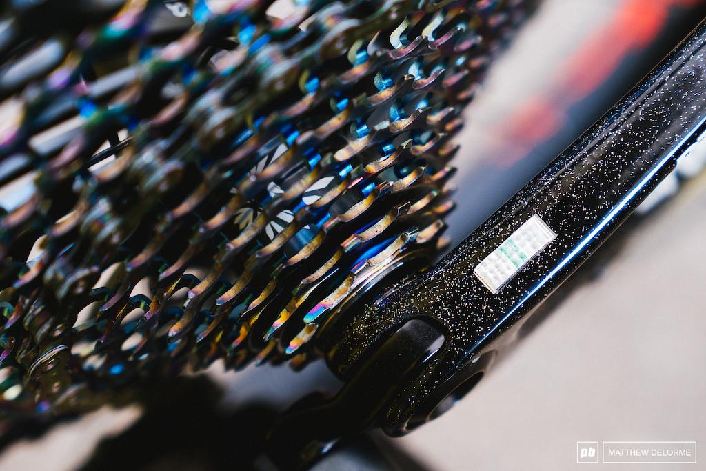 Vibration dampers Nino Schurter