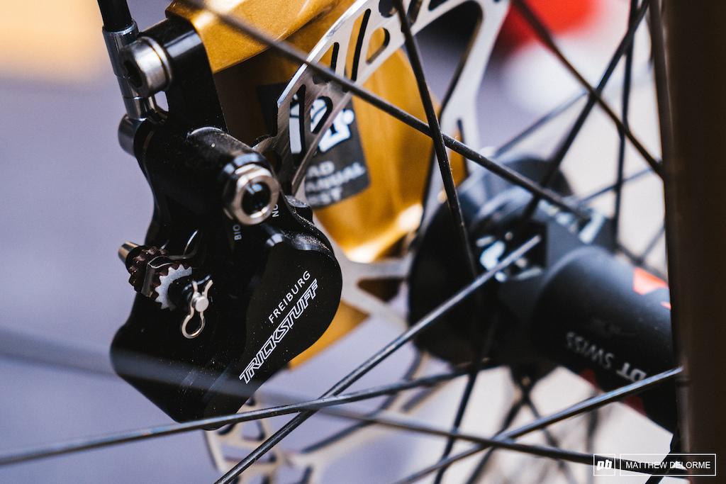 Trickstuff Picolo Brakes Superior Bikes
