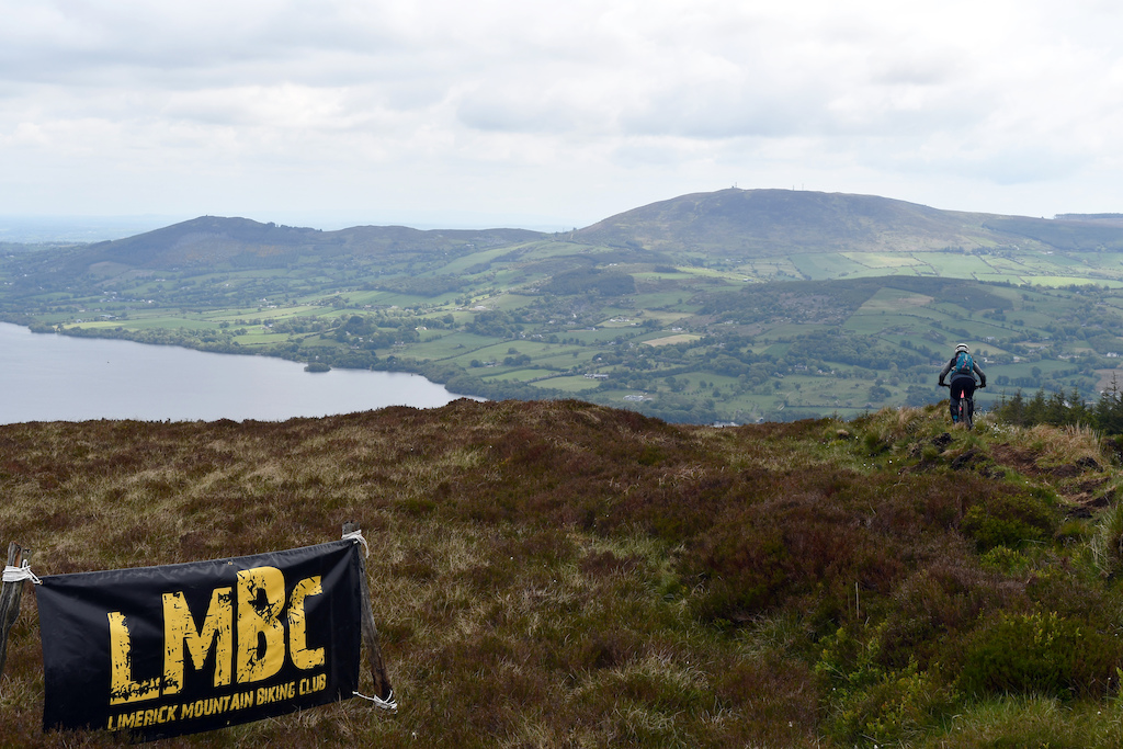 Limerick Mountanbike Club has been deeply involved on trail building in the area shout out to them for the good work