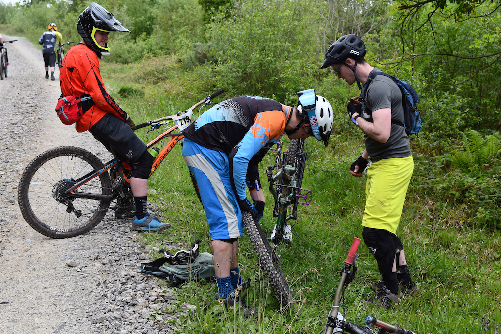 More punctures that you would want good to have friends on those moments