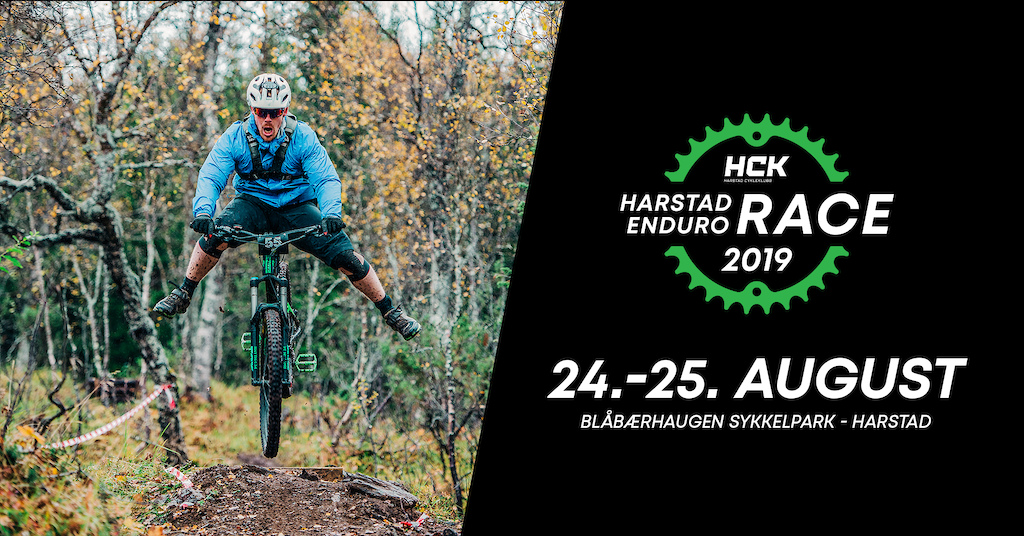 2019 Harstad Enduro Race promo