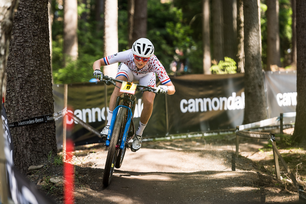 UCI Mountainbike World Cup Nove Mesto 2019 Photo by Attention Builders