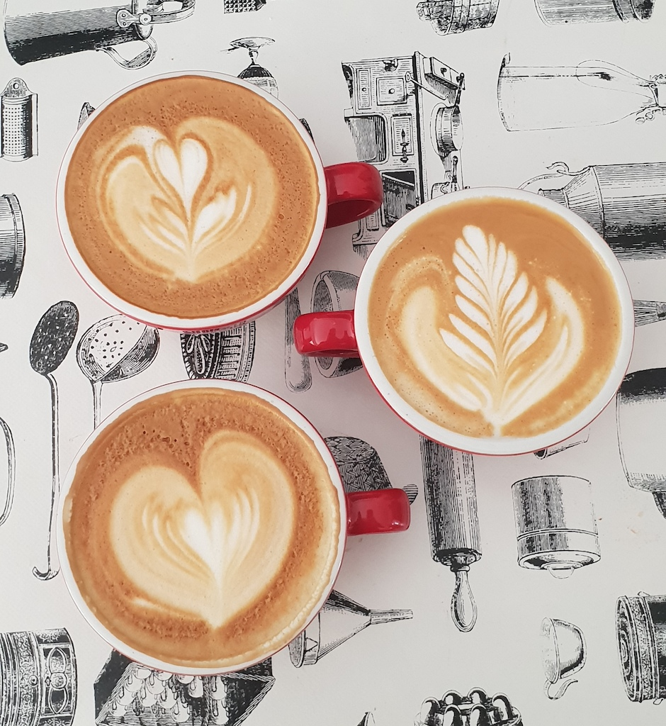 Latte Art by Anita