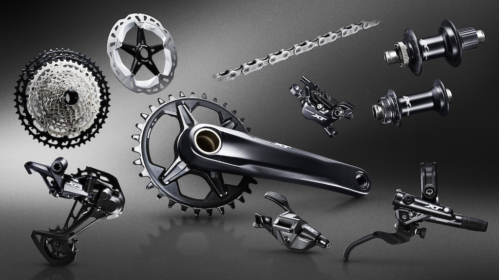 86e22480e74 First Ride: Shimano's Back in the Game With New XT and SLX 12-Speed ...