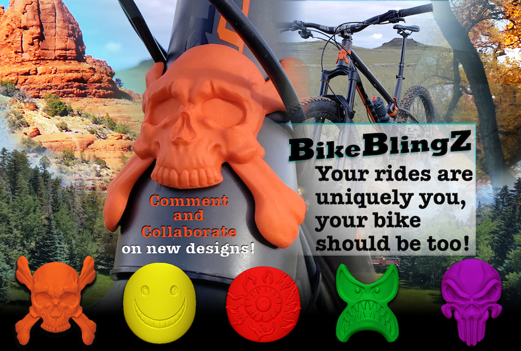 BikeBlingZ.com customize your ride