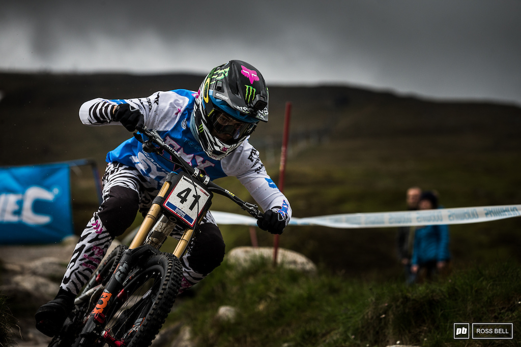 Final Results: Fort William DH World Cup 2019 - Pinkbike