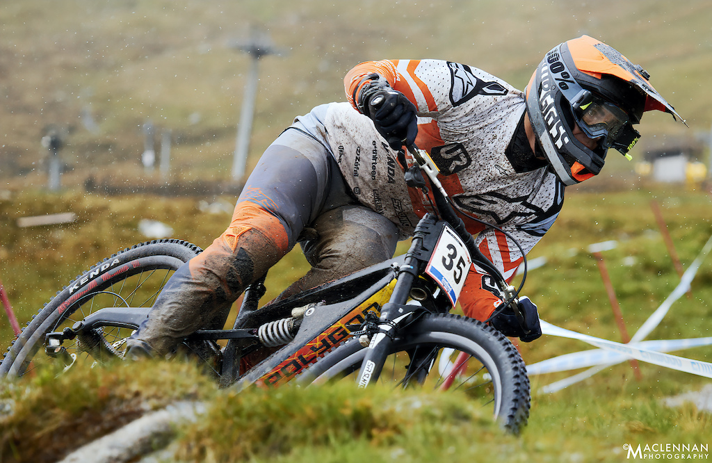 UCI World Cup Fort William 1-2 June 2019