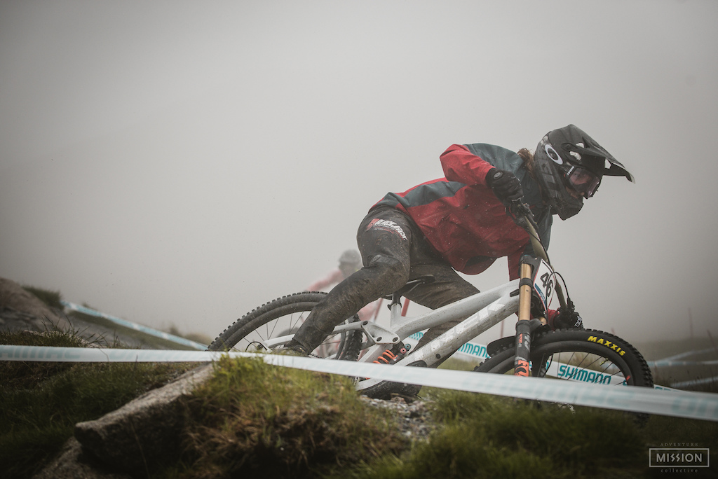 UCI Downhill World Cup 2019 - Round 2 Fort William Scotland
