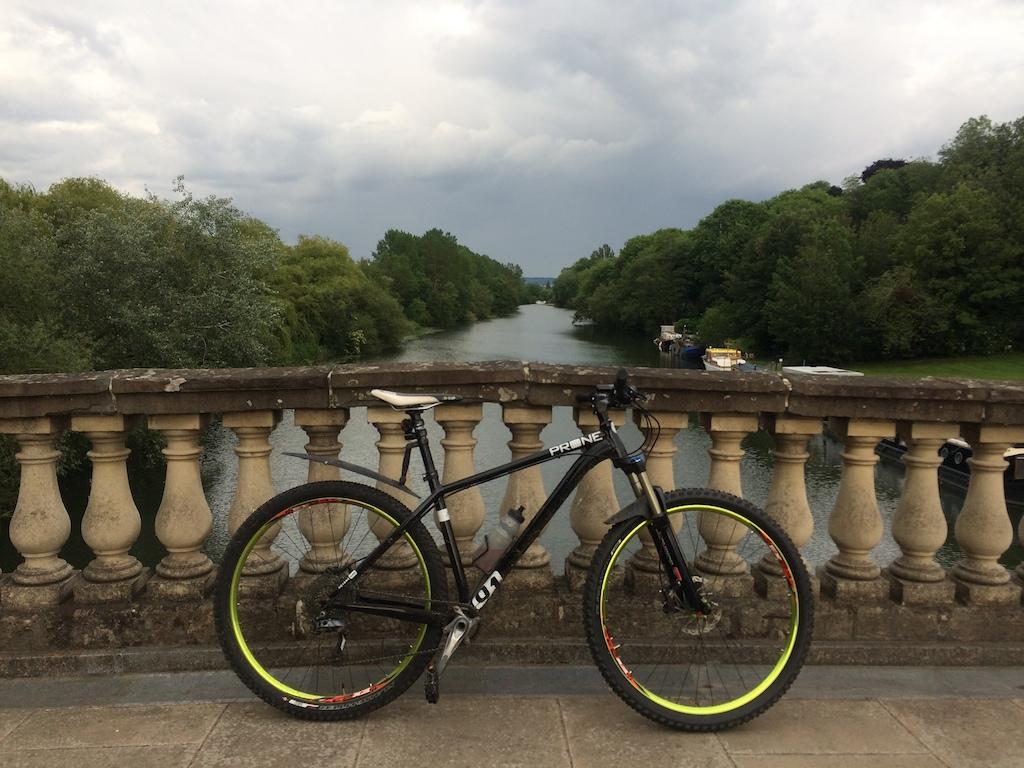 Prone One 29er cheap commuting bike.