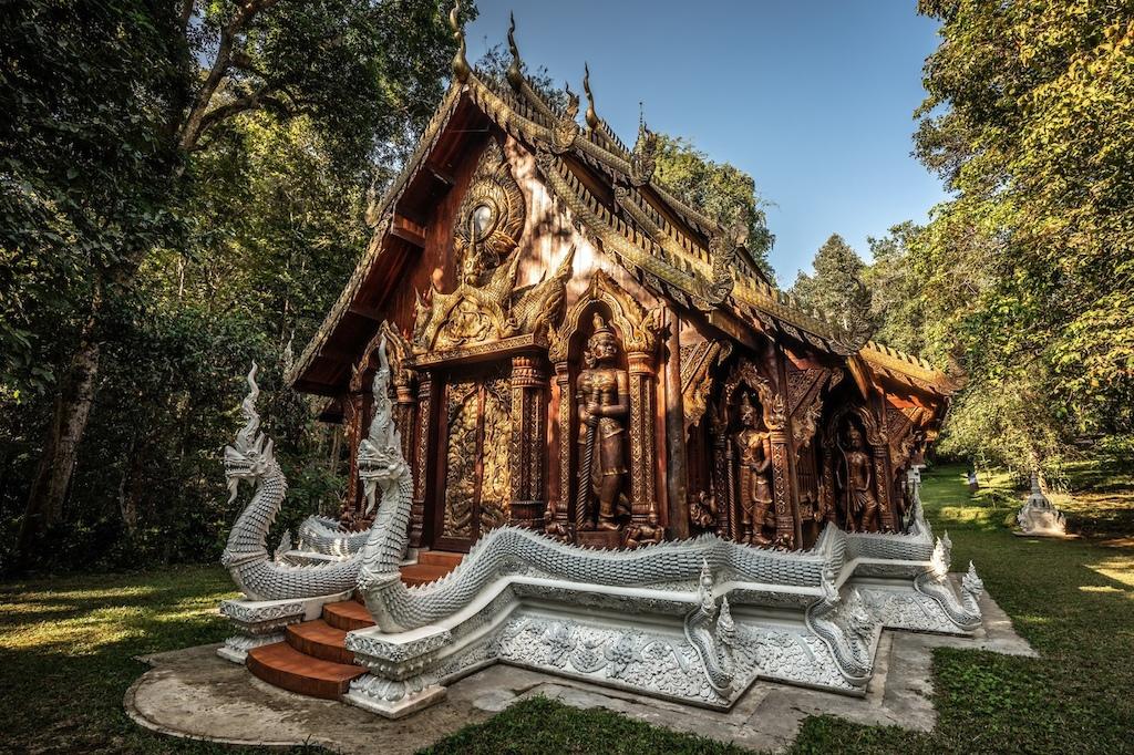 Amazing temple architecture