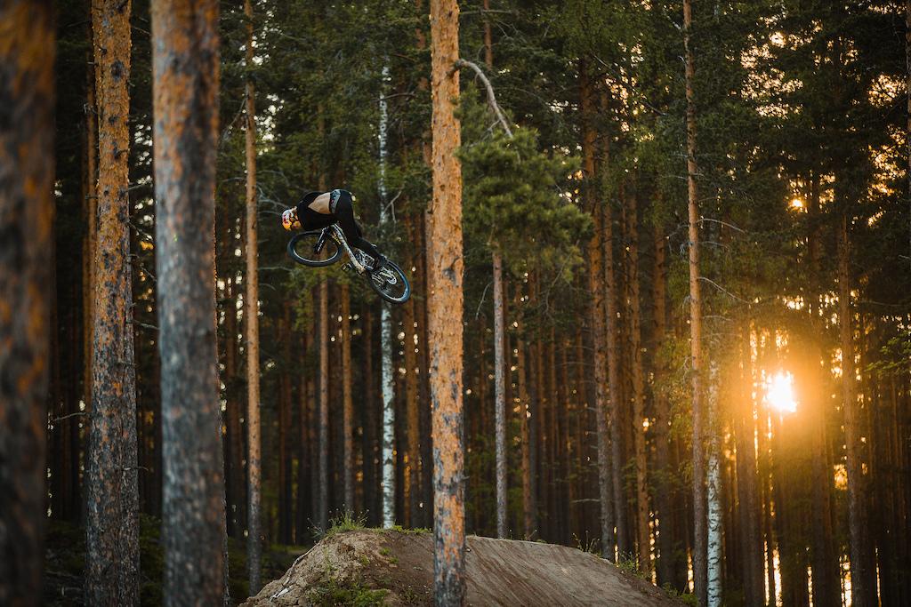 Emil Johansson sunset session.