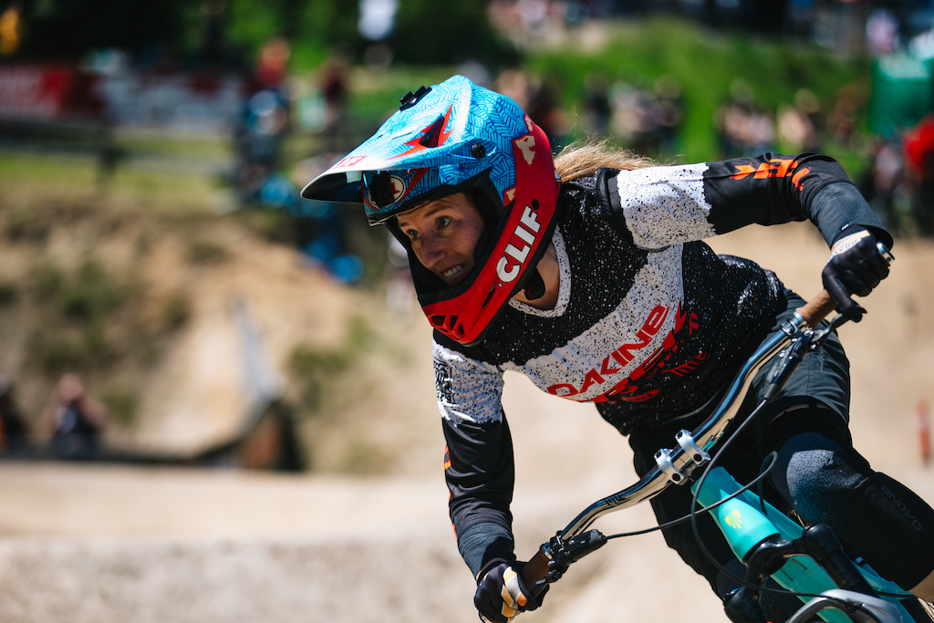 Casey Brown during Dual Slalom
