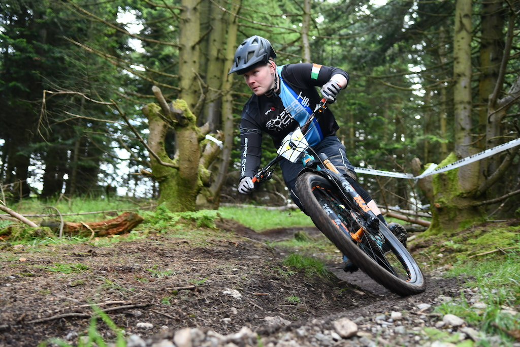 Scott Wallace Expert Cycles had two very good runs on SS2 and SS6 grabbing 3rd on those and 5th on the overall