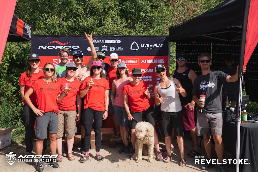 CNES Revelstoke Volunteers