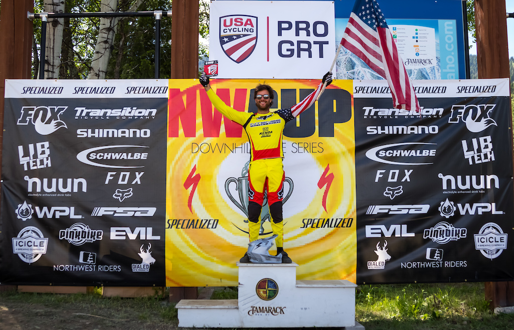 Neko Mulally took the overall in the Pro GRT 2019 series.