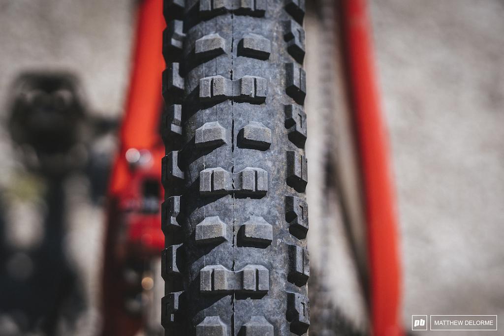 SE5 2.6 rubber.