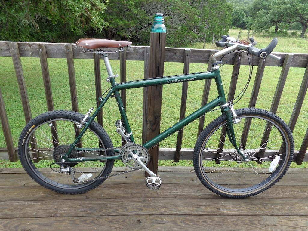 New saddle