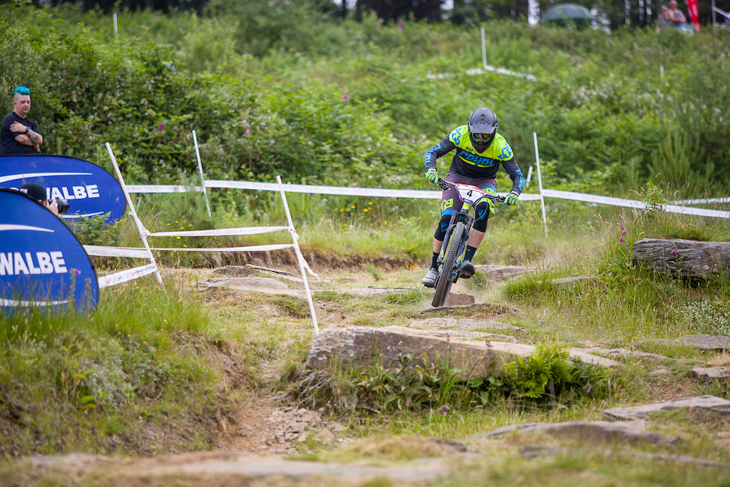 during The 2019 HSBC 4X National Championship at Afan Forrest Wales United Kingdom on June 29 2019. Photo Charles A Robertson
