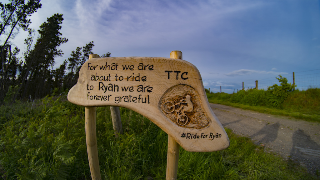 RIDE FOR RYAN