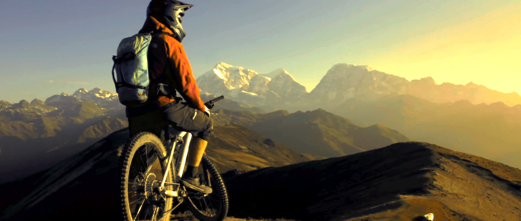 Enduro Mountain Biking at Everest region of Himalayas - NEPAL enduromtbnepal.com