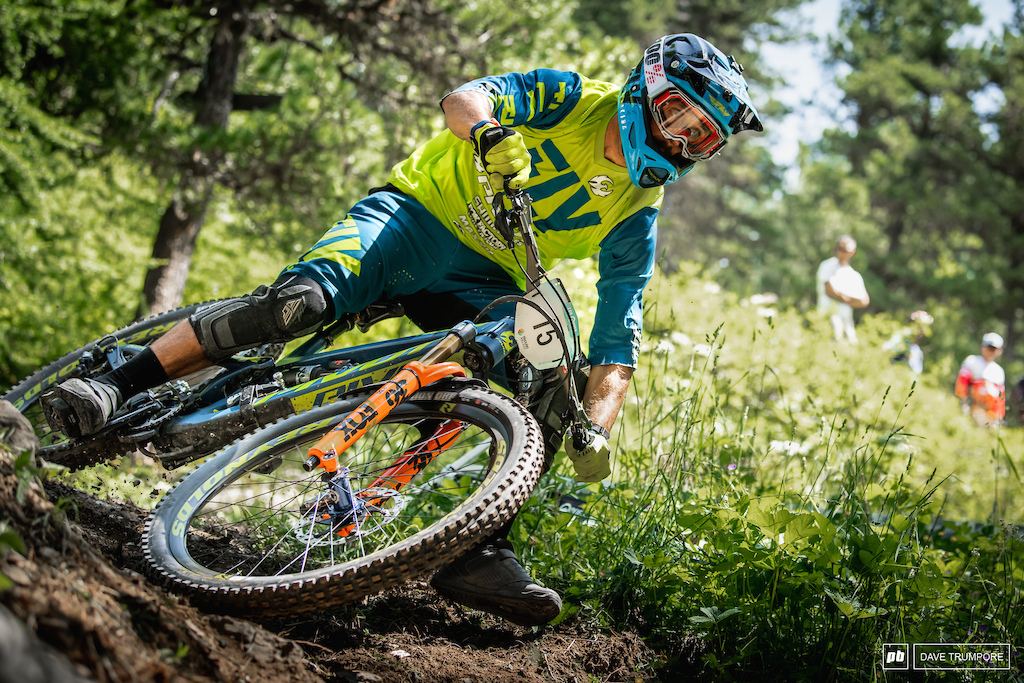On fire and untouchable all day Eddie Masters flew to his first career EWS win and now sits second in the championship