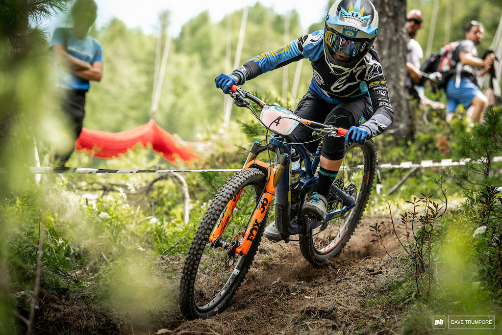 Noga Korem's run of podium appearances came top an end this weekend