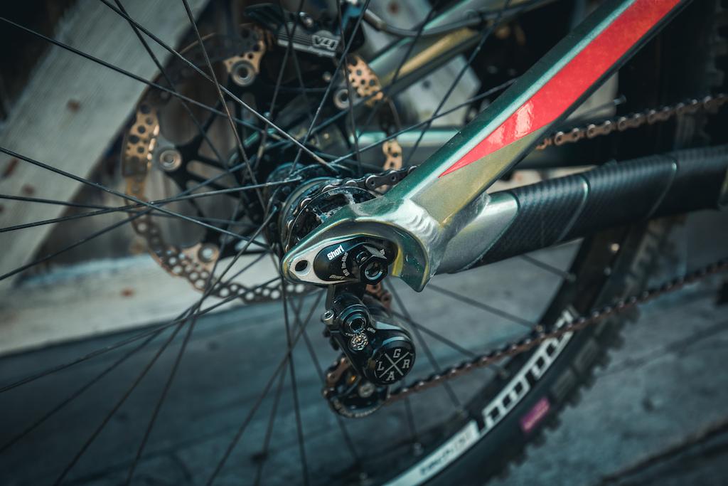 Nico Vink bike Single speed