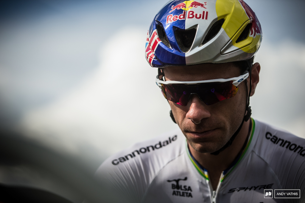 Henrique Avancini is no stranger to putting on a show in XCC.