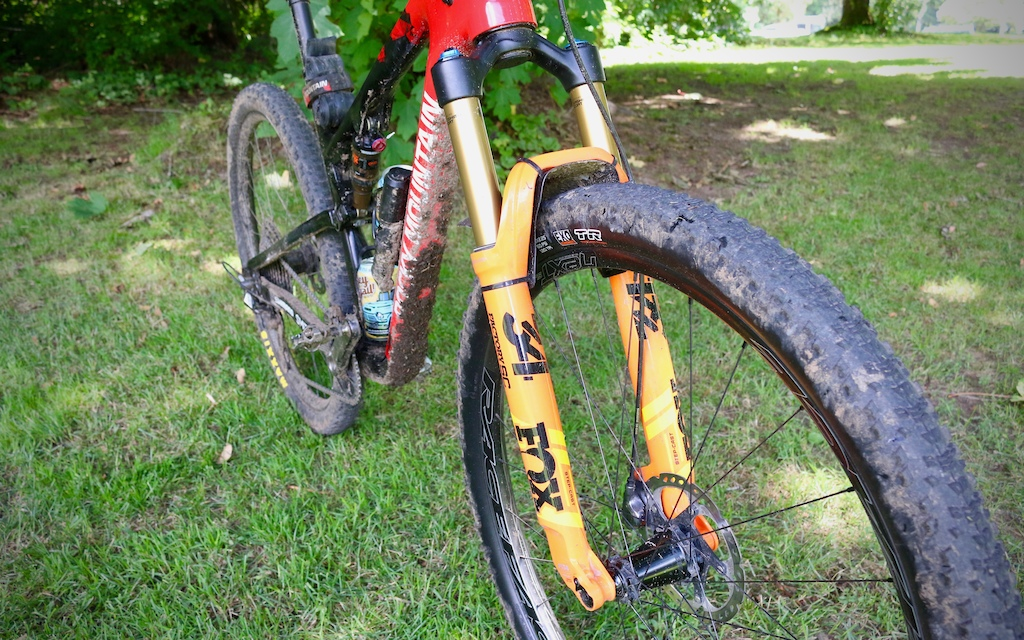 BCBR overall winner Felix Burke s Rocky Mountain Element