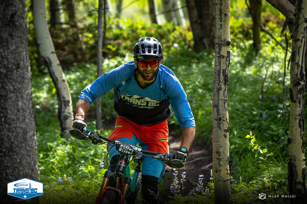 Day 5 of the 2019 Trans BC Enduro.