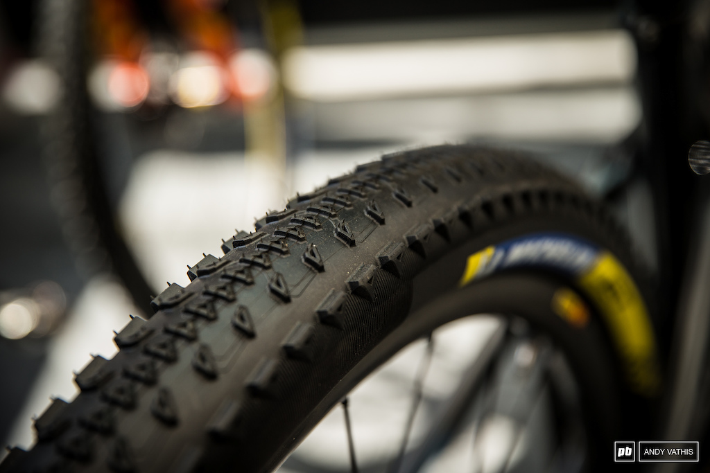 Super fast tread patterns are in store this weekend.