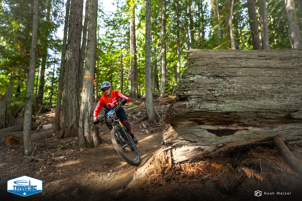Day 6 of the 2019 Trans BC Enduro.